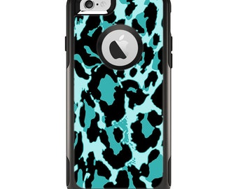 The Vector Love Hearts Collage Apple iPhone 6 Otterbox Commuter Case Skin Set