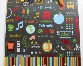 Personalized Teacher Clipboard