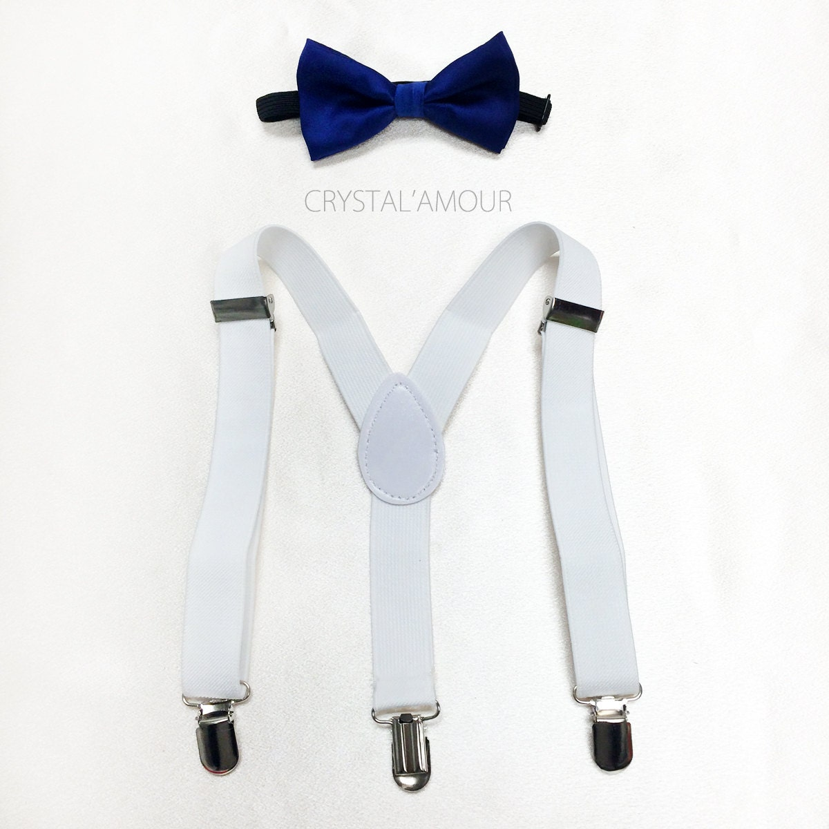 The Tie Bar has a large selection of men's white suspenders at a great value. Find great deals on stylish clip style and loop style suspenders.