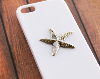 Starfish iPhone 6 Case iPhone  Star Fish iPhone 5 iPhone 5c Starfish iPhone 7 Plus Cover iPhone 6s  S5 Starfish White iPhone 6 Plus