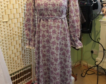 LAURA ASHLEY prairie dress - 1960S