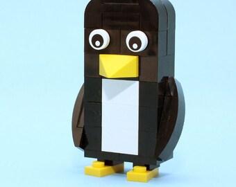 Custom LEGO Penguin