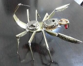Metal scorpion unique model