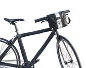 The Bike Pretty Satchel: A Leather Bike Bag