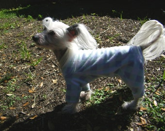 Soft Fleece Doggie Jammies