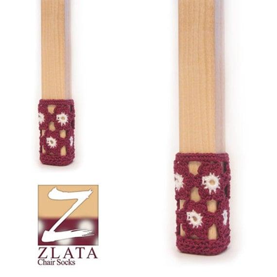 Items Similar To Chair Socks Crochet Chair Socks Crochet