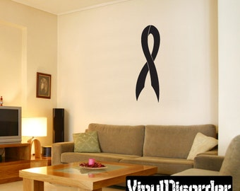Ribbons Vinyl Wall Decal Or Car Sticker - Mvd011ET
