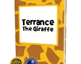 Terrance the Giraffe Personalized Book for Kids