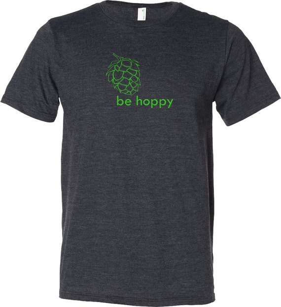 Be hoppy homebrew craft beer t shirts by homebrewertees on for Craft brewery t shirts
