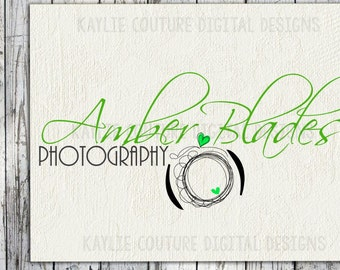 Premade Photography Watermark - Customized for your photography business' name