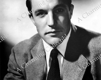 GENE KELLY 8x10 or 11x14 Photo Print Hollywood Classic Actor 1940's Handsome Dapper Gentleman Wall Hanging Art Home Decor