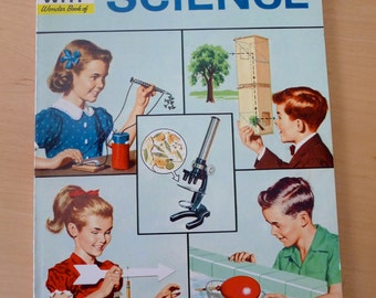 Vintage Beginning Science Book
