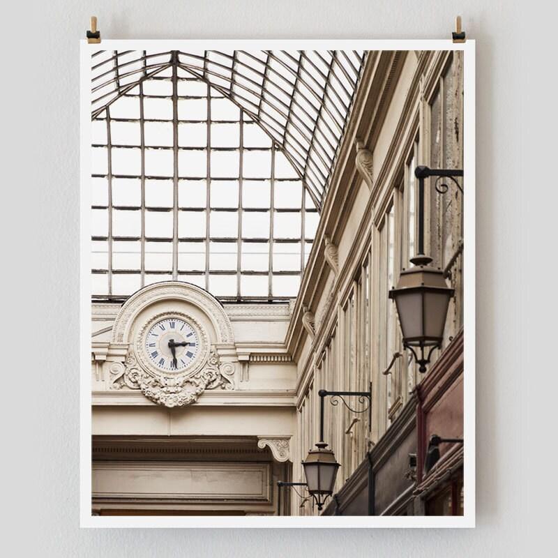 """Paris Photography, """"Passage"""" Paris Print, Large Art Print Fine Art Photography, Affordable Wall Art, Kitchen Art"""