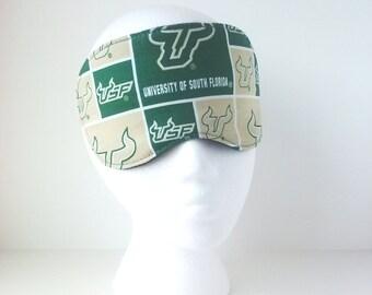 Travel, Eye, Sleep Mask from U S F Fabric ~ Light Blocking ~ MADE TO ORDER