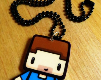 Crafty Chap - Charm Necklace