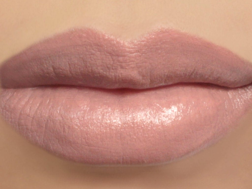 Vegan Lipstick Maple light peachy brown nude