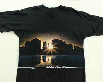 Lake Powell T-Shirt XL 90's