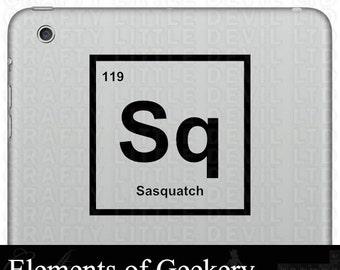 Element - Sasquatch