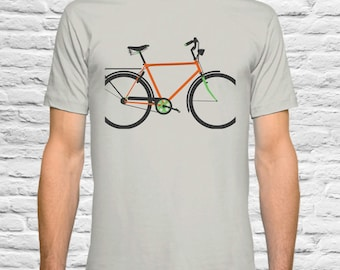 Bicycle Bike Bikes Cycling Shirt T-Shirt clothing Tee
