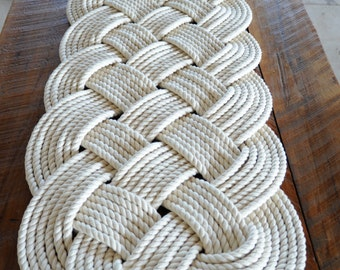 Cotton Rope Rug Home Decor