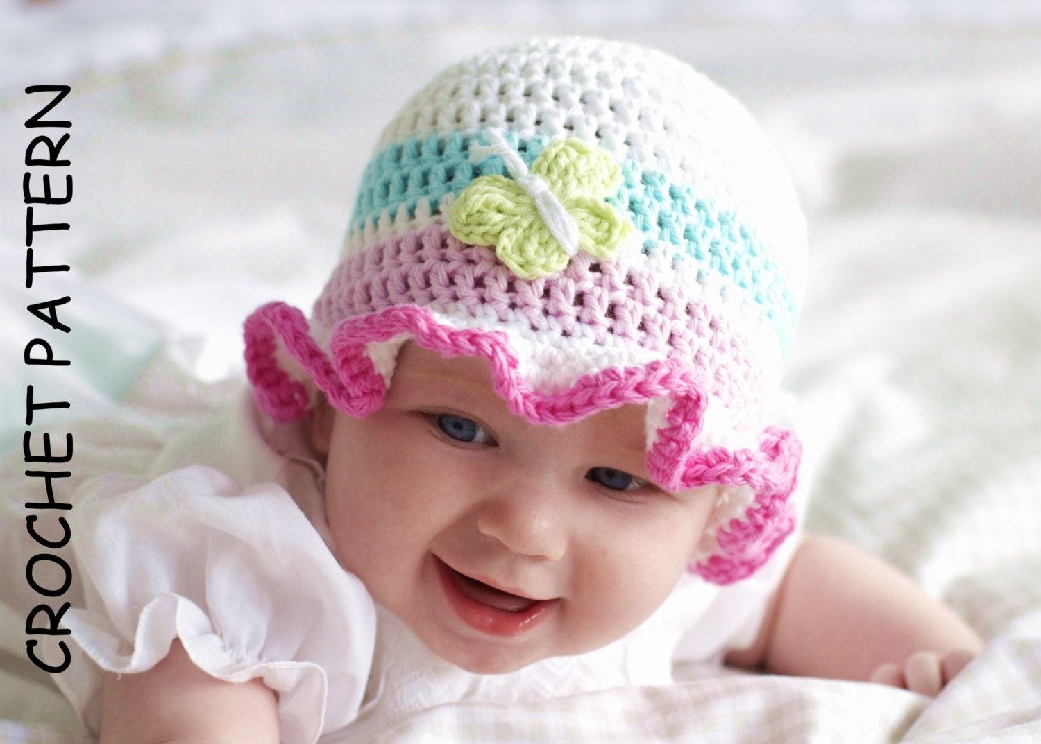 Dress little ones beautifully from head to toe with our collection of designer baby hats for baby boys and baby girls. With styles suitable for every occasion, our eclectic range includes cosy pom-pom hats for keeping warm in the winter, cute sun hats for protecting delicate heads from the sun's harmful rays, cool caps to be worn all year round, delicate bonnets for a more traditional look and.