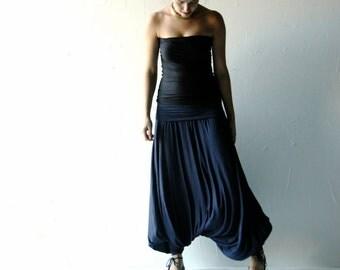 Yoga pants, Harem pants, Women pants, hippie pants, drop crotch pants, Boho pants, Pajama pants, Plus size clothing, Lounge pants, Maternity