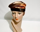 Ladies Vintage Hat Schiaparelli Flapper Style Hat
