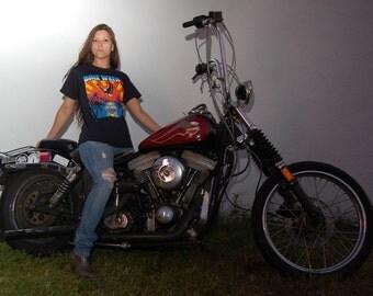 Vintage Harley-Davidson Bike Week Eagle shirt