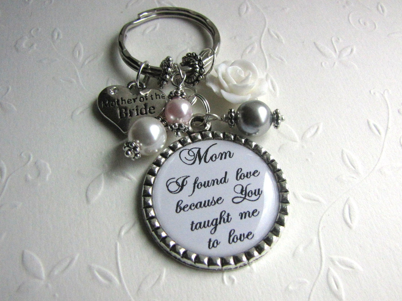 Mother Daughter Wedding Gifts: Wedding Gift For Mom Mother-of-the-Bride Gift From Daughter