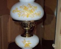 Popular Items For Milk Glass Lamp On Etsy