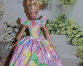 """Barbie Clothes  """"Beautiful Butterflies"""" by Janco.   Fits all Barbies and Dynamite Girls Dolls."""