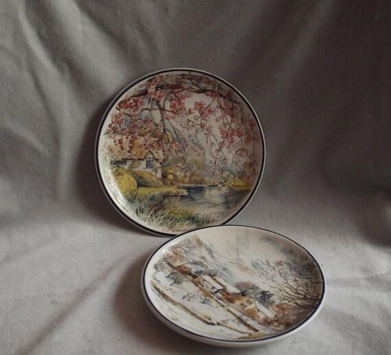 Decorative Wall Plates Italian : Italian wall plates decor dishes from italy