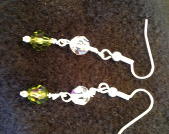 """Crystal beads """"Sparkle and shine"""""""