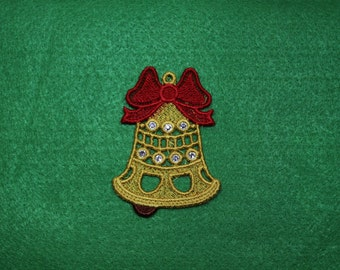 FSL - Christmas Ornament - Bell