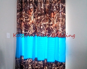 Curtains Ideas cheap camo curtains : Camo curtain | Etsy