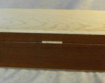 Maple and Lacewood Jewelry Chest - BET13