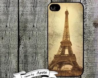 iphone 6 case Grunge Eiffel Tower iPhone case - Cell Phone Case - iPhone 5, 5s Case - iPhone 4,4s - iphone 5c