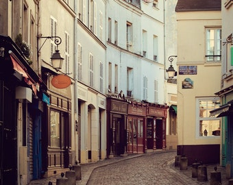 Paris Photography, Large Wall Art Prints, Travel Photography, Paris Prints, Montmartre, Paris Photo, French Decor - After The Morning