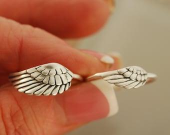 Angel Wing Rings  Mom & Daughter Rings