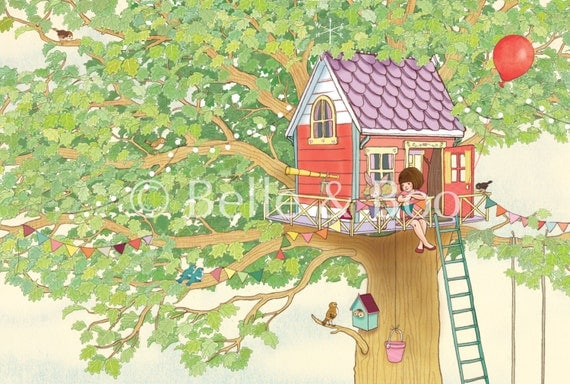 Belle's Tree House