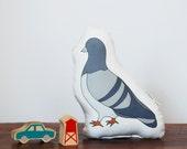 Mini Plush Pigeon Toy, Stuffed Animal