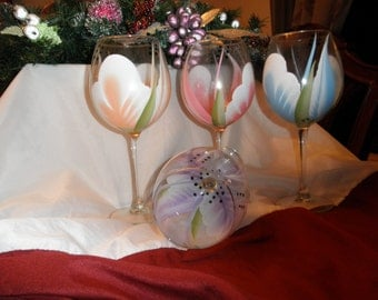 Wine glasses/goblets, Multi Color