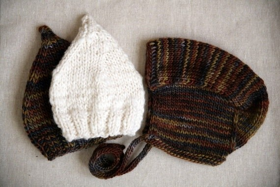 Merino Snowcap - 1-2yrs