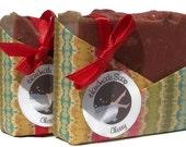 Cherry Handmade Olive Oil Soap,  Sweet Scent of Maraschino Cherries