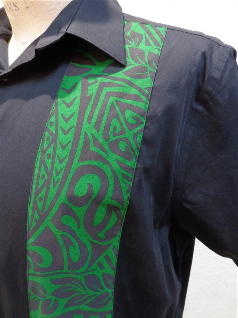 Mens Dress Shirts Green