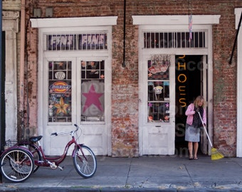 New Orleans photo,French Quarter photo,Fine Art Photography,Color Prints, Docmumentary photo, Gallery Prints, New Orleans Print