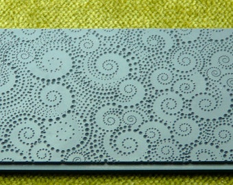 CONNECT the DOTS Texture Rubber Stamp TTL-270
