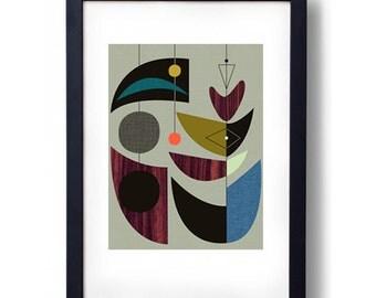 Giclee Print (Item No. P-2014-10) Suns III