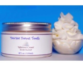 Whipped Cream Body Butter (Paraben Free)