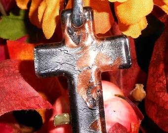 Mystic Cross Necklace
